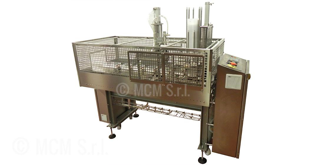 Compact Filler machine